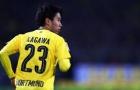 Shinji Kagawa, ngôi sao Nhật xuất sắc nhất lịch sử Bundesliga