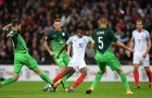 Cả đội tuyển Anh chơi tệ, trừ Rashford