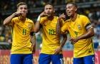 Hàng công Brazil hiện tại ảo diệu đến mức nào?