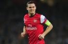 Thomas Vermaelen từng hay đến mức nào tại Arsenal?