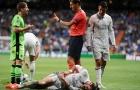 Zidane phát ốm vì bão chấn thương: 12 trận, 10 'thương binh'
