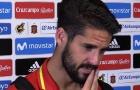 Isco: Thật đáng xấu hổ khi đưa chính trị vào bóng đá
