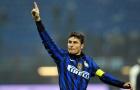 Javier Zanetti: Xứng danh đội trưởng lừng danh của Inter Milan