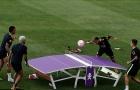 Neymar, Coutinho đọ tài với Alves và Jesus ở môn Teqball