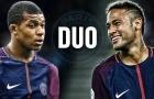 Neymar & Mbappe 'song kiếm hợp bích' sỉ nhục đối phương