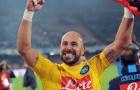Pepe Reina, người hùng thầm lặng nơi khung gỗ của Napoli