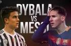 So sánh Dybala và Messi, ai hơn ai?