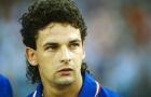 Tất tần tật những bàn thắng của Baggio trong màu áo Thiên thanh