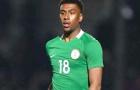 Alex Iwobi chơi đầy nỗ lực trước Zambia