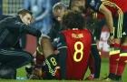 NÓNG: Đã rõ chấn thương của Marouane Fellaini