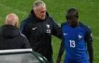 Vì sao Kante lại khiến Chelsea 'sôi máu' với tuyển Pháp