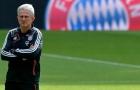 'Bố già' Jupp Heynckes ngỏ ý đầu hàng Dortmund