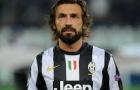 Những dấu ấn vĩ đại của Andrea Pirlo tại Juventus