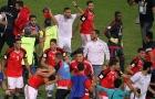 Salah ghi bàn phút 95, Ai Cập lần đầu giành vé dự World Cup sau 28 năm