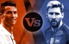 5 skill 'ảo diệu' của Messi và Ronaldo