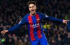 Dennis Suarez thể hiện như thế nào trong màu áo Barca