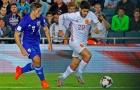 Israel 0-1 Tây Ban Nha: 'Nhạc trưởng' Asensio