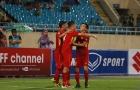 TRỰC TIẾP: Việt Nam 5-0 Campuchia: MẠC HỒNG QUÂN GHI BÀN (KT)