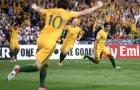 Vì sao Tim Cahill vẫn đang là đầu tàu của tuyển Úc?