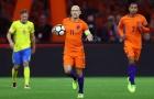 Arjen Robben hoá người hùng trong thắng lợi trước Thuỵ Điển