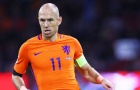 Arjen Robben từ giã sự nghiệp quốc tế