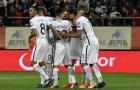 Đánh bại nhược tiểu, Hy Lạp dập tắt hy vọng của Hamsik và đồng đội