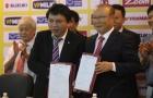 HLV Park Hang Seo đặt mục tiêu cao trong lần đầu 'xuất ngoại'