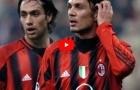Kĩ năng phòng ngự tuyệt vời của bộ đôi Maldini - Nesta