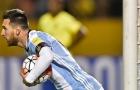 'Ma thuật' của Messi đã mê hoặc Sampaoli
