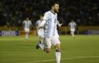 Màn trình diễn 'thần thánh' của Lionel Messi vs Ecuador