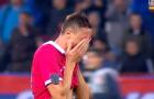 Nemanja Matic rơi lệ ngày Serbia đoạt vé đi World Cup