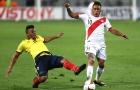 Peru 1-1 Colombia: Tiếp tục mơ