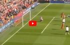 Siêu phẩm của Juan Mata vào lưới Liverpool