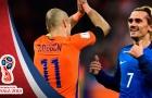 Tổng hợp vòng loại World Cup 2018 khu vực châu Âu