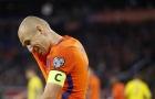 Tuyển Hà Lan đại khủng hoảng: Chỉ còn là đội bóng hạng 2
