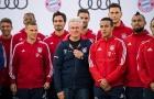 Dàn sao Bayern Munich nhận siêu xe Audi sang chảnh