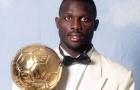 George Weah, cầu thủ châu Phi duy nhất đoạt được QBV