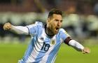 Giải cứu Argentina, Messi được chào đón thế nào trong phòng thay đồ?