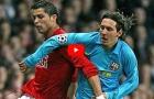 Lần đụng độ đầu tiên của Cristiano Ronaldo và Lionel Messi