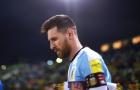 Messi trên đường trở thành 'người không phổi' của thế giới