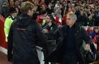 Trước đại chiến Liverpool - M.U: Klopp là khắc tinh của Mourinho