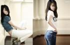 Vẻ đẹp thuần khiết không tỳ vết của Shin Min Ah