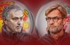 10 thống kê đáng chú ý trước vòng 8 NHA: Mourinho và 'bài toán' Jurgen Klopp