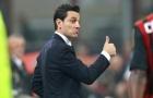Đỏ-Xanh nắn gân nhau trước thềm derby Milan