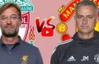 Dự đoán đội hình ra sân - Liverpool vs Man Utd