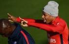 Mbappe khuấy động buổi tập vắng Neymar của PSG