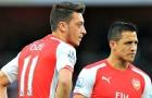 Ozil và Sanchez không phải vấn đề của Arsenal