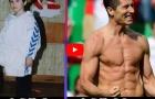Robert Lewandowski thay đổi như thế nào từ 1 đến 29 tuổi?