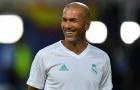 Thống kê: Zidane hướng tới cột mốc vàng tại Real Madrid