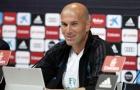 Zidane nói gì về khả năng dẫn dắt Barca?